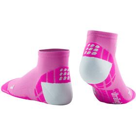 cep Ultralight Chaussettes Femme, electric pink/light grey